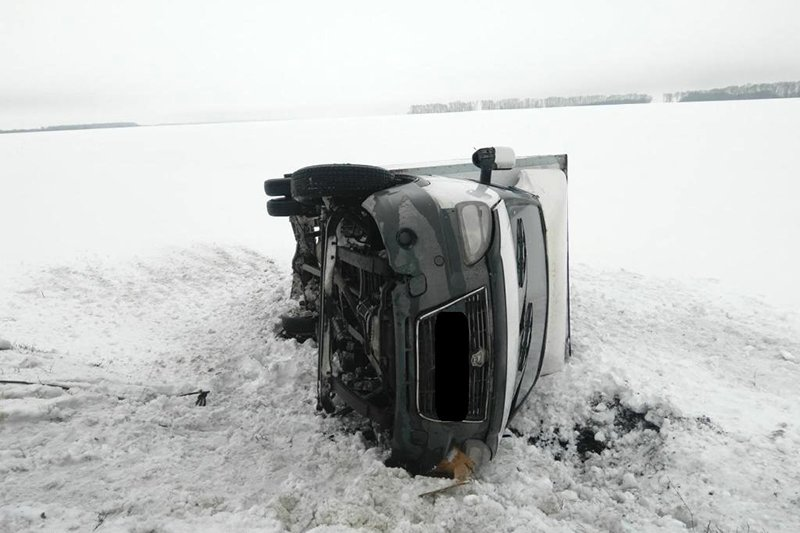 В Чернянском районе столкнулись два «Фольксвагена», фото-2