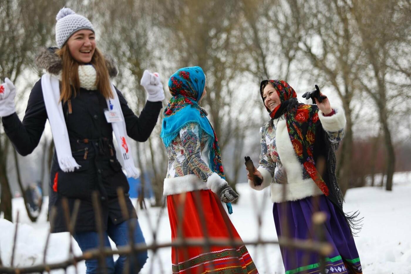 В Белгородской области в третий раз провели фестиваль «Маланья зимняя» — фоторепортаж, фото-7