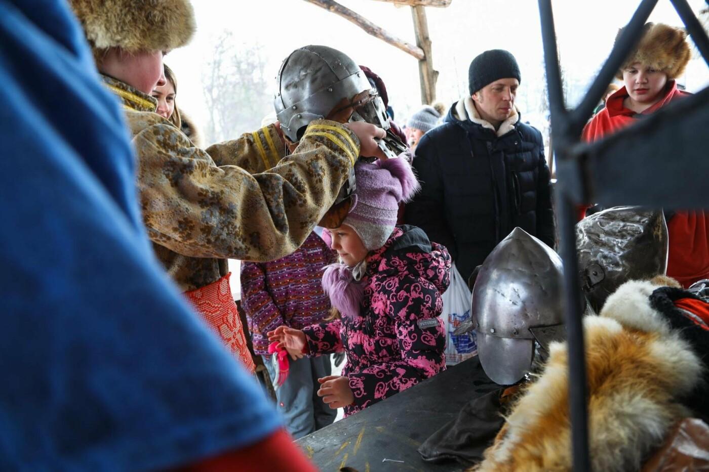 В Белгородской области в третий раз провели фестиваль «Маланья зимняя» — фоторепортаж, фото-15