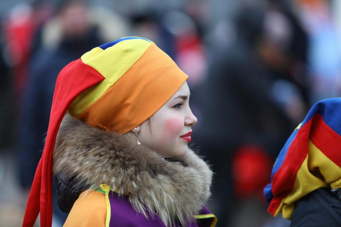 В Белгородской области в третий раз провели фестиваль «Маланья зимняя» — фоторепортаж, фото-5