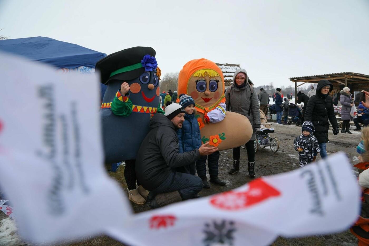 В Белгородской области в третий раз провели фестиваль «Маланья зимняя» — фоторепортаж, фото-1