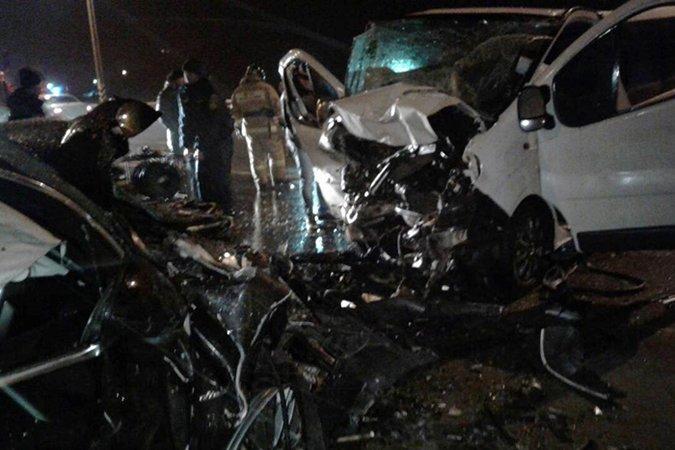 ГИБДД: виновник аварии с тремя погибшими под Белгородом был пьян, фото-1