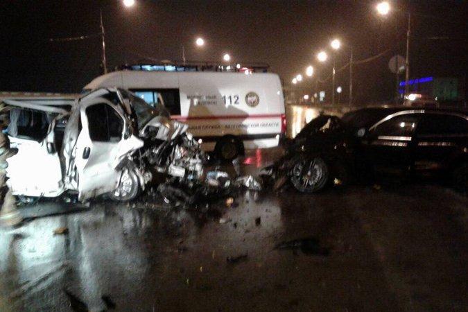 ГИБДД: виновник аварии с тремя погибшими под Белгородом был пьян, фото-2