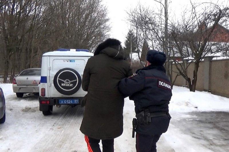 Белгородец пытался реализовать 77 свёртков с«солью»