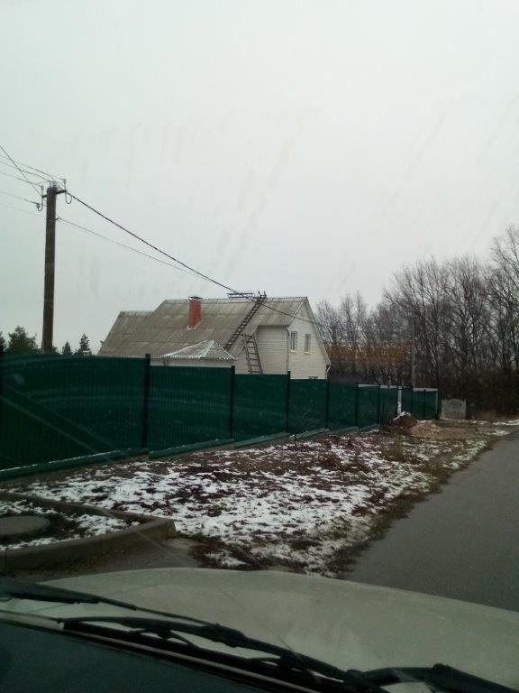 Нарушившие охранные зоны ЛЭП белгородцы за свой счёт сносят гаражи и дома , фото-4