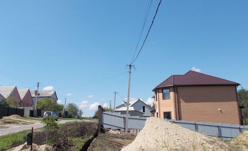 Нарушившие охранные зоны ЛЭП белгородцы за свой счёт сносят гаражи и дома , фото-3