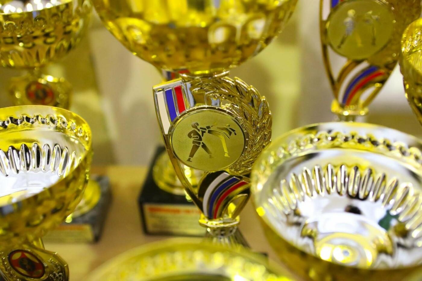 Белгородцы взяли главный кубок в межрегиональном турнире по карате, фото-13