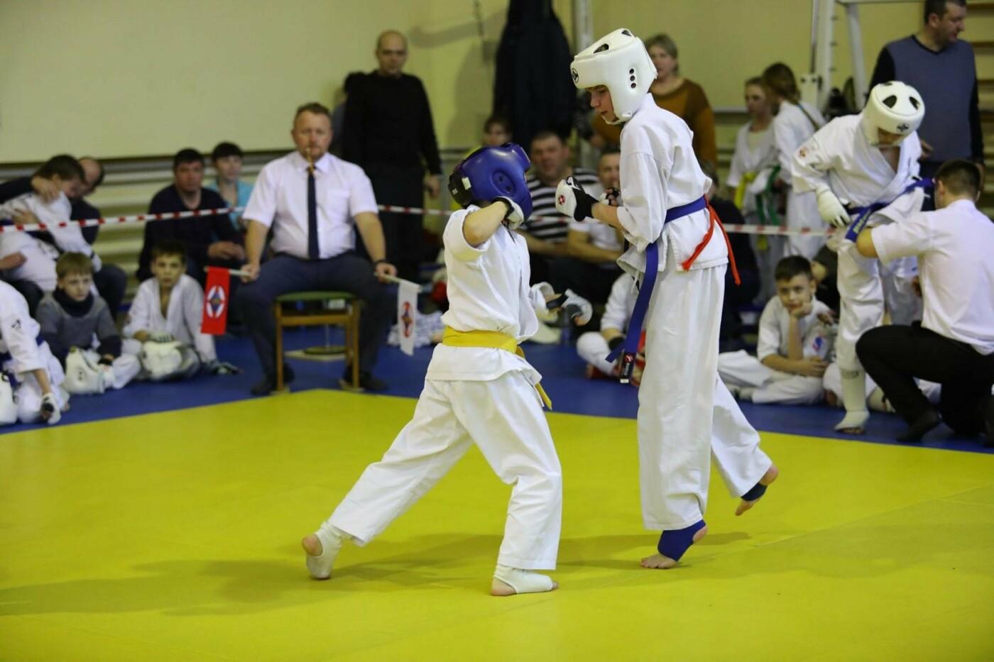 Белгородцы взяли главный кубок в межрегиональном турнире по карате, фото-4