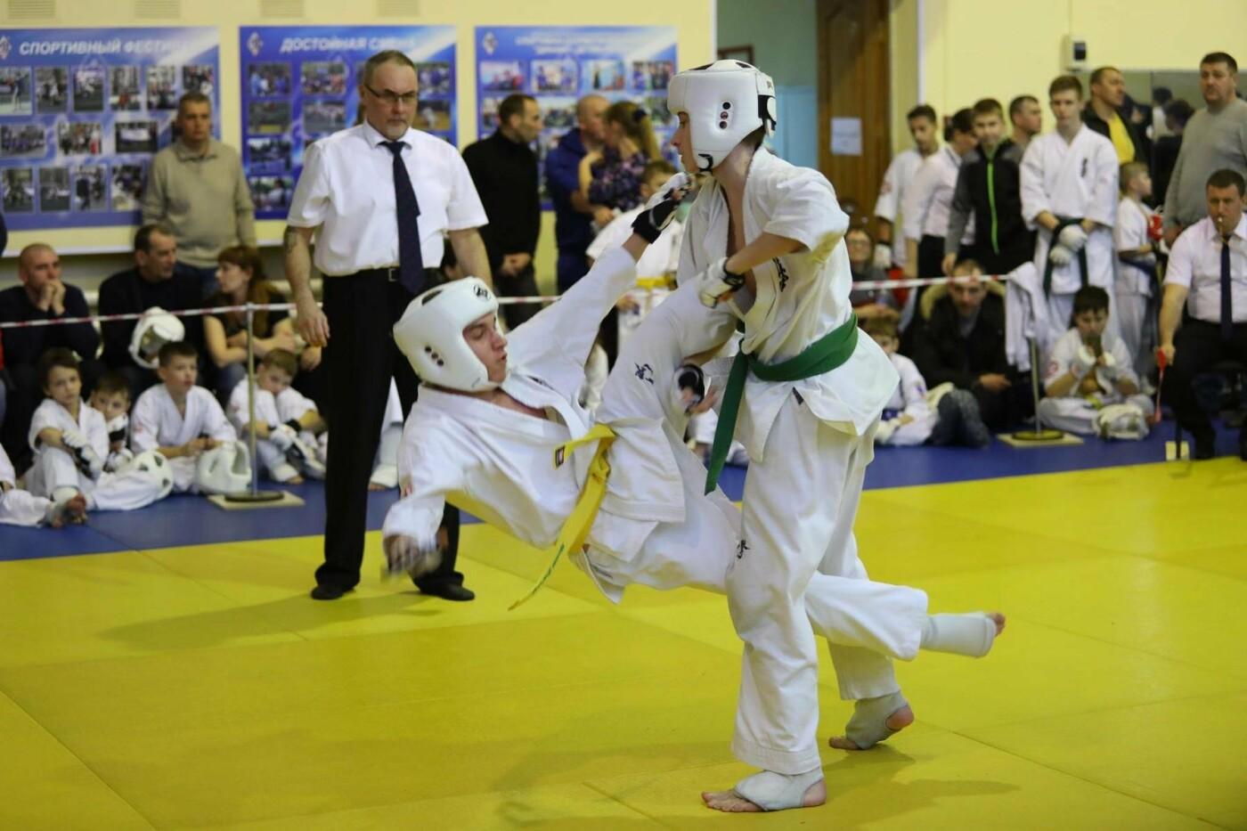 Белгородцы взяли главный кубок в межрегиональном турнире по карате, фото-6