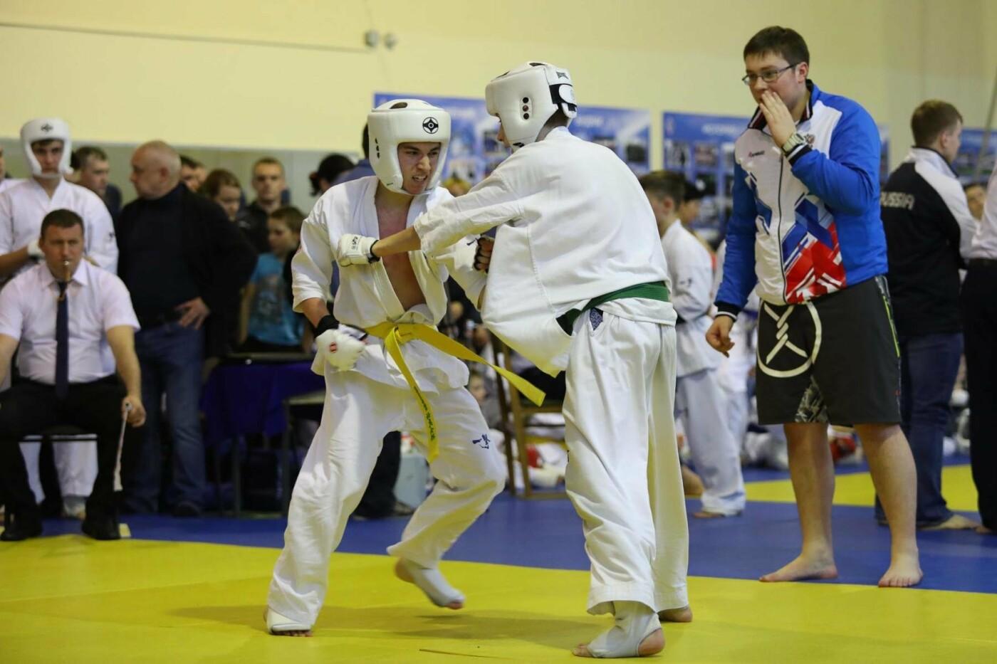 Белгородцы взяли главный кубок в межрегиональном турнире по карате, фото-7