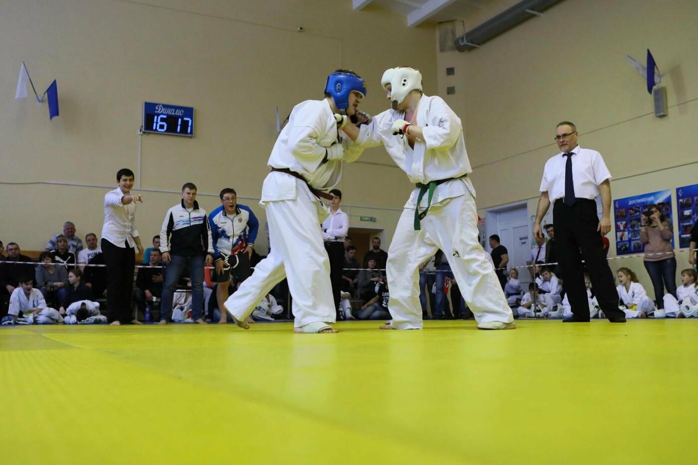 Белгородцы взяли главный кубок в межрегиональном турнире по карате, фото-8