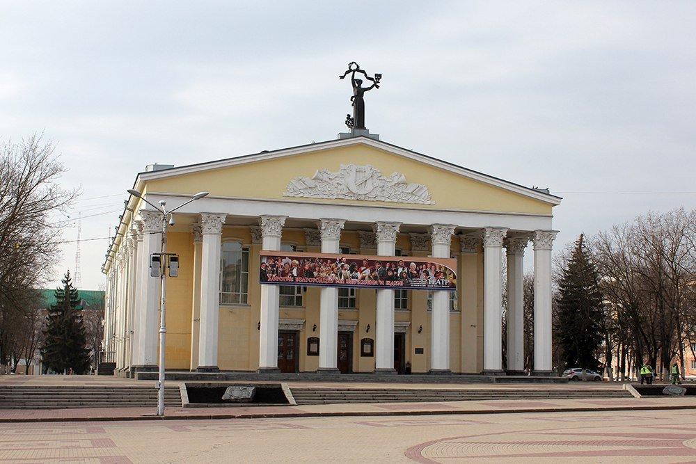 Театр имени Щепкина отремонтируют из средств регионального бюджета, фото-1