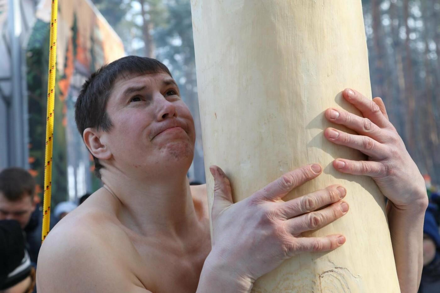 Белгородцы отметили Масленицу — фоторепортаж, фото-5