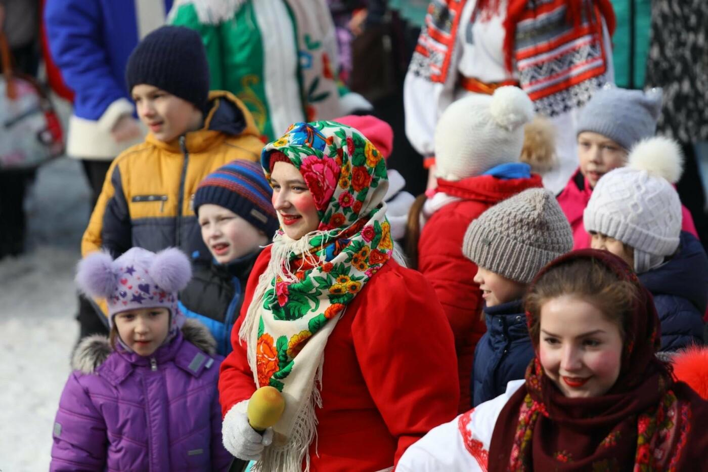 Белгородцы отметили Масленицу — фоторепортаж, фото-8