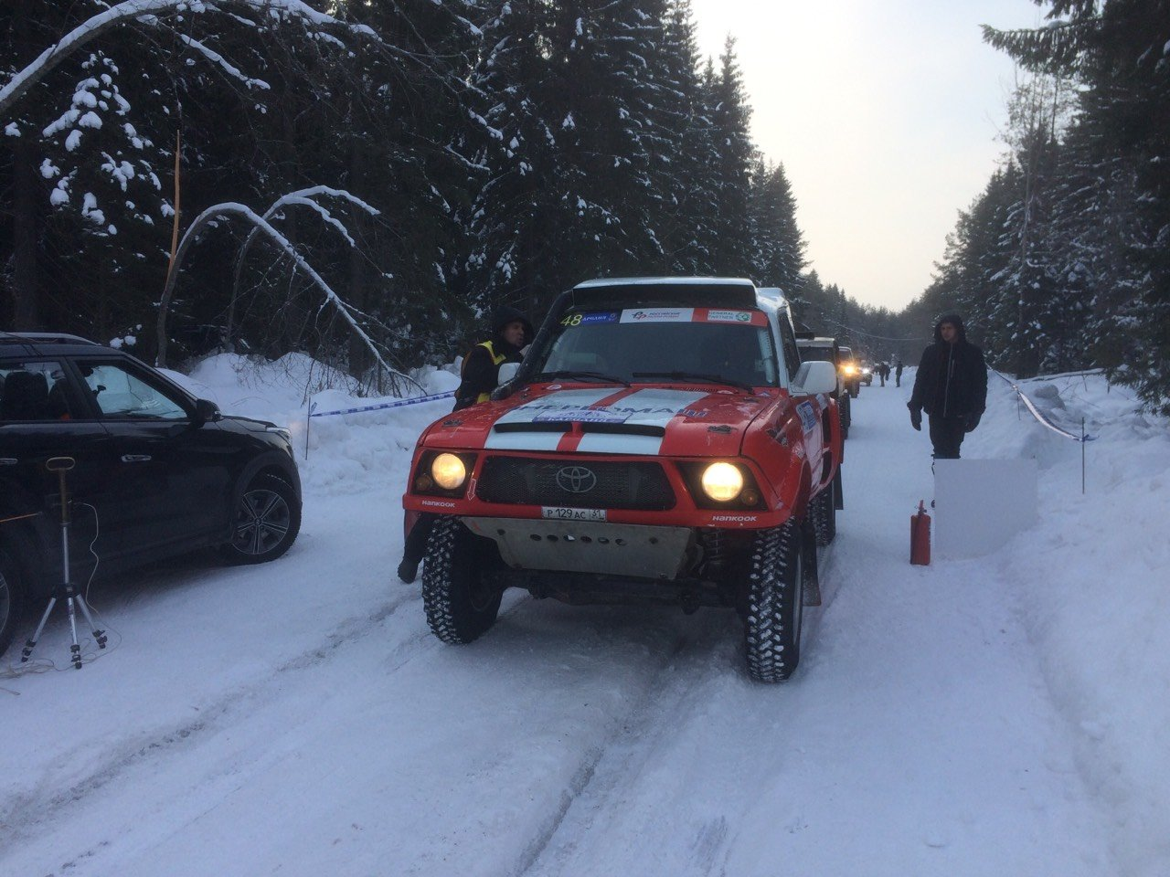 Белгородские гонщики привезли серебро с бахи «Россия — Северный лес», фото-7