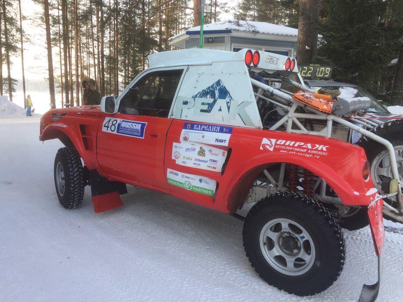 Белгородские гонщики привезли серебро с бахи «Россия — Северный лес», фото-2