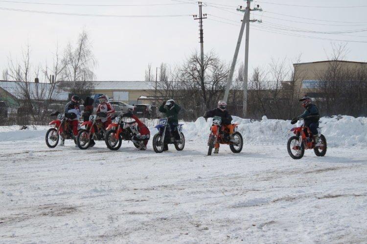 Белгородские мотокроссмены открыли сезон, фото-1