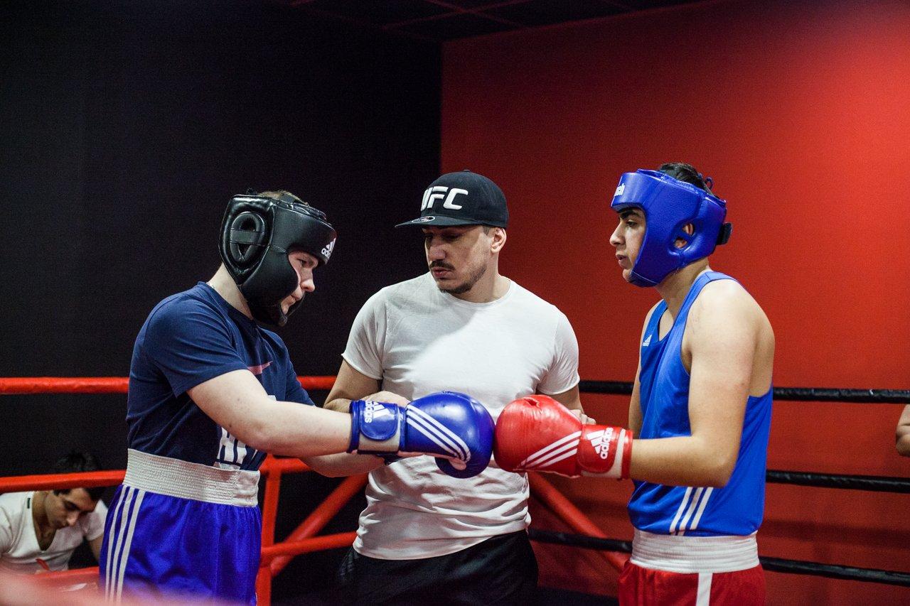 В Белгороде прошли состязания по боксу и кикбоксингу, фото-7