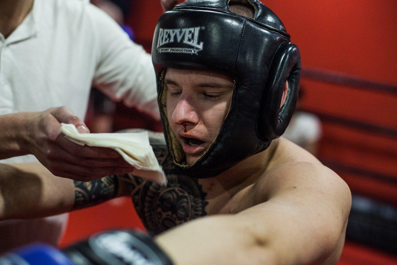 В Белгороде прошли состязания по боксу и кикбоксингу, фото-9