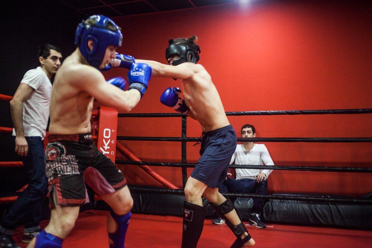 В Белгороде прошли состязания по боксу и кикбоксингу, фото-3