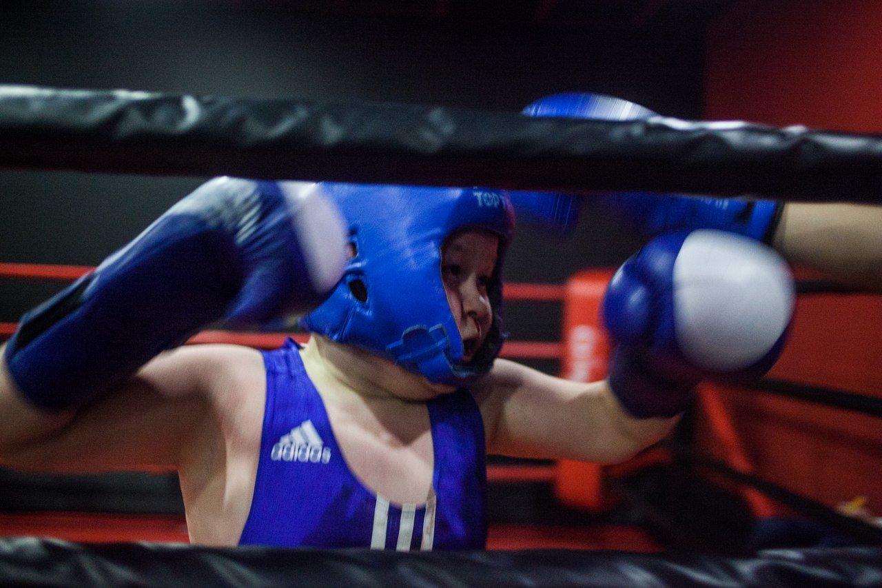 В Белгороде прошли состязания по боксу и кикбоксингу, фото-4
