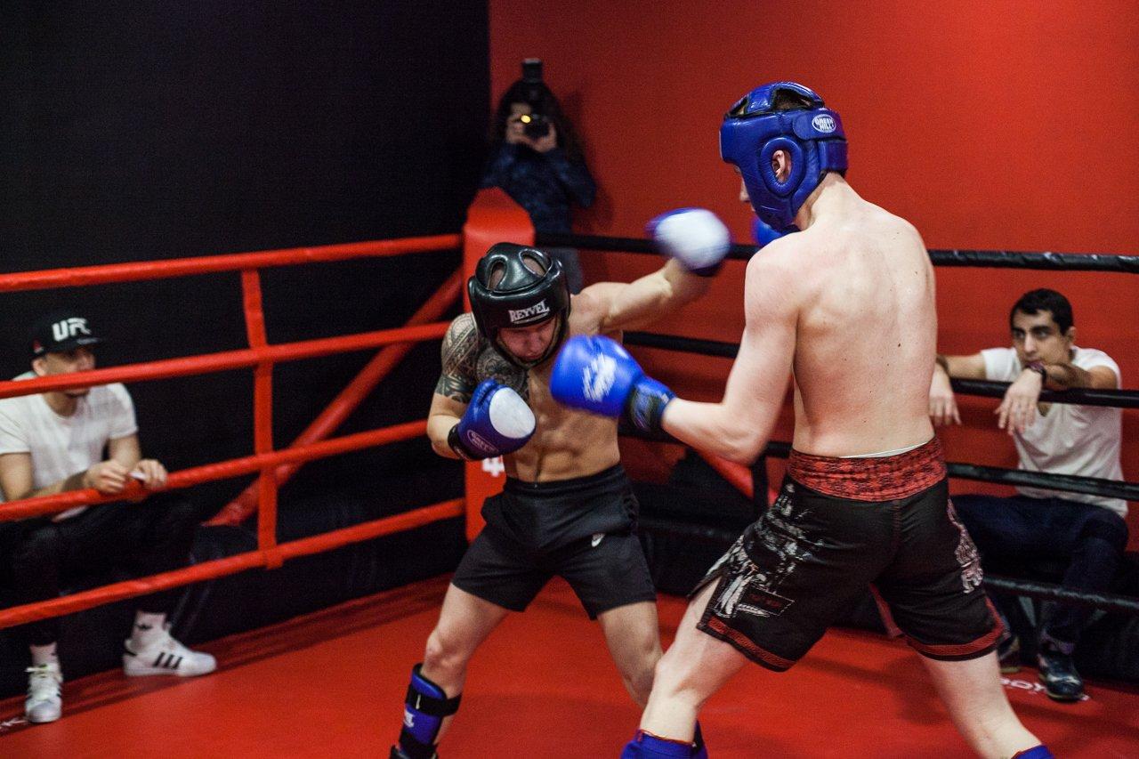 В Белгороде прошли состязания по боксу и кикбоксингу, фото-10