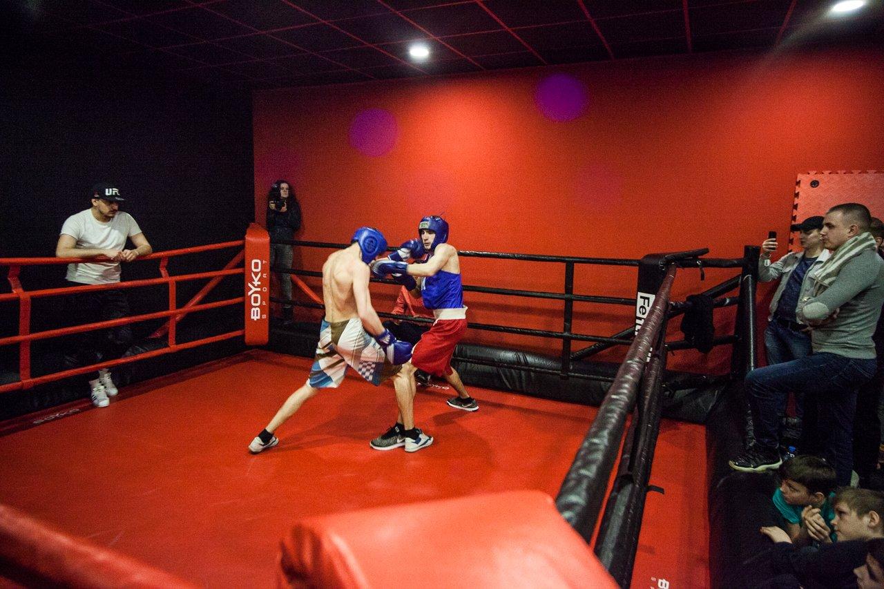 В Белгороде прошли состязания по боксу и кикбоксингу, фото-11