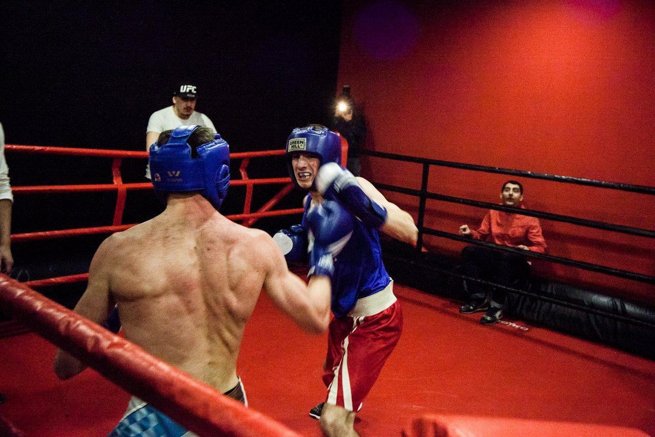 В Белгороде прошли состязания по боксу и кикбоксингу, фото-12