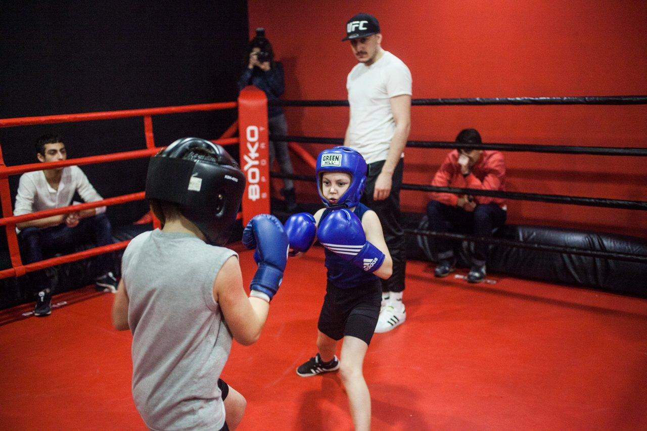 В Белгороде прошли состязания по боксу и кикбоксингу, фото-13