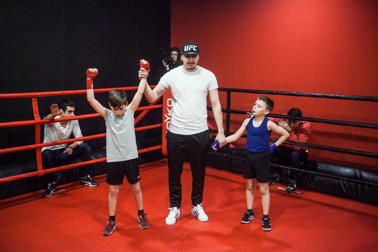 В Белгороде прошли состязания по боксу и кикбоксингу, фото-14
