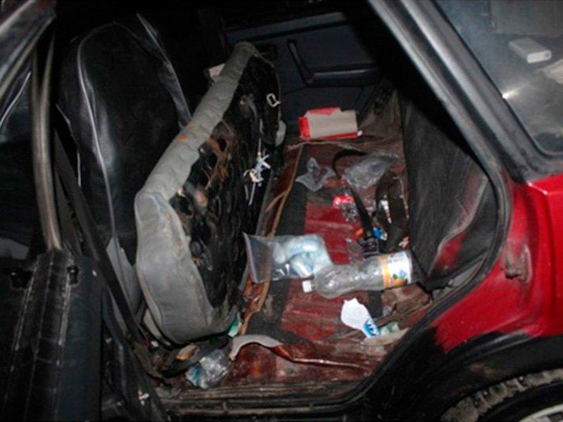 Под Белгородом задержали закладчика с 300 пакетиками «соли», фото-2