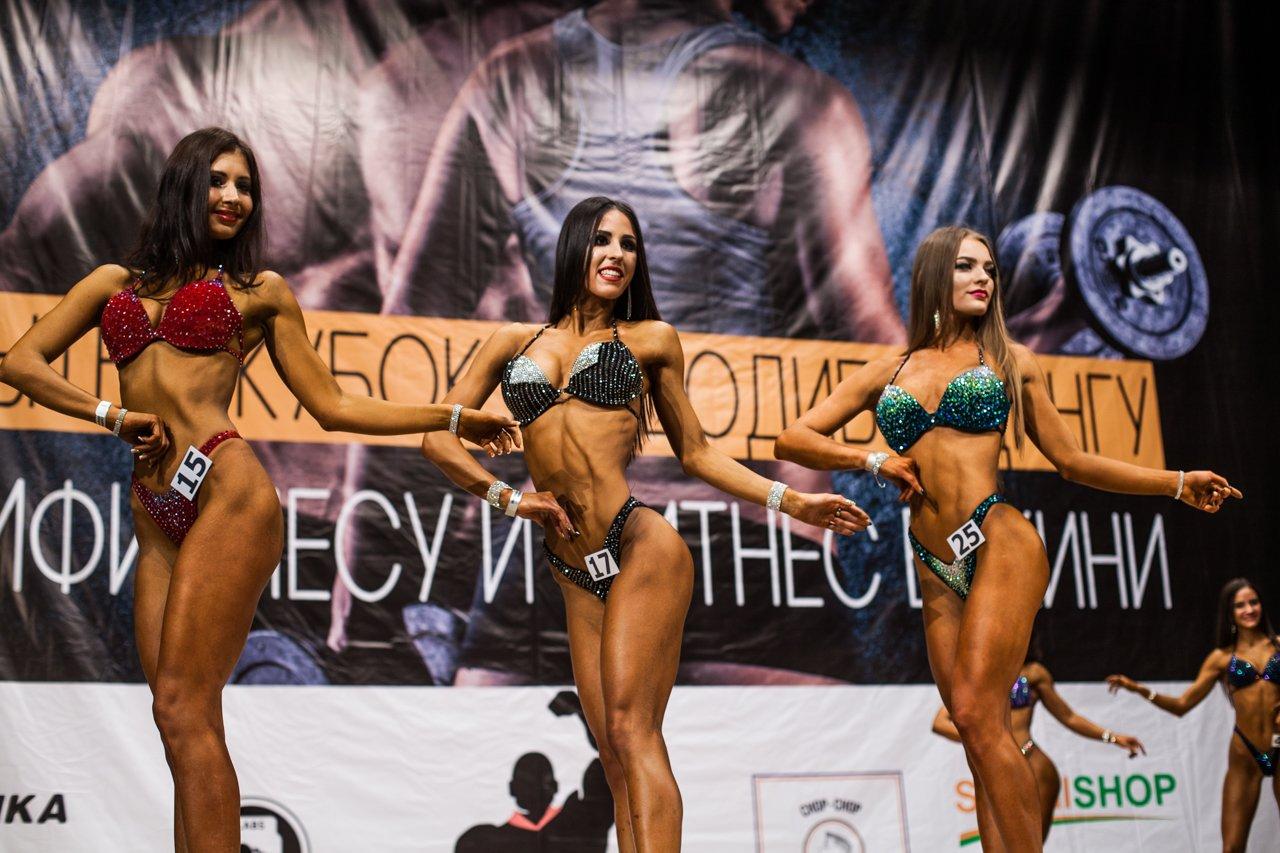 Губкинец Владимир Беляев стал чемпионом в белгородском турнире по бодибилдингу , фото-14