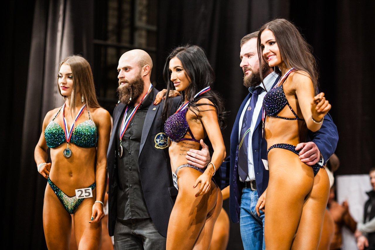 Губкинец Владимир Беляев стал чемпионом в белгородском турнире по бодибилдингу , фото-18