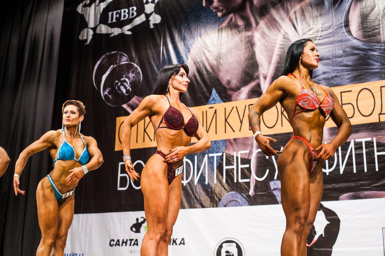 Губкинец Владимир Беляев стал чемпионом в белгородском турнире по бодибилдингу , фото-35