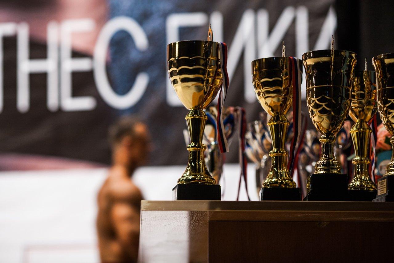 Губкинец Владимир Беляев стал чемпионом в белгородском турнире по бодибилдингу , фото-32
