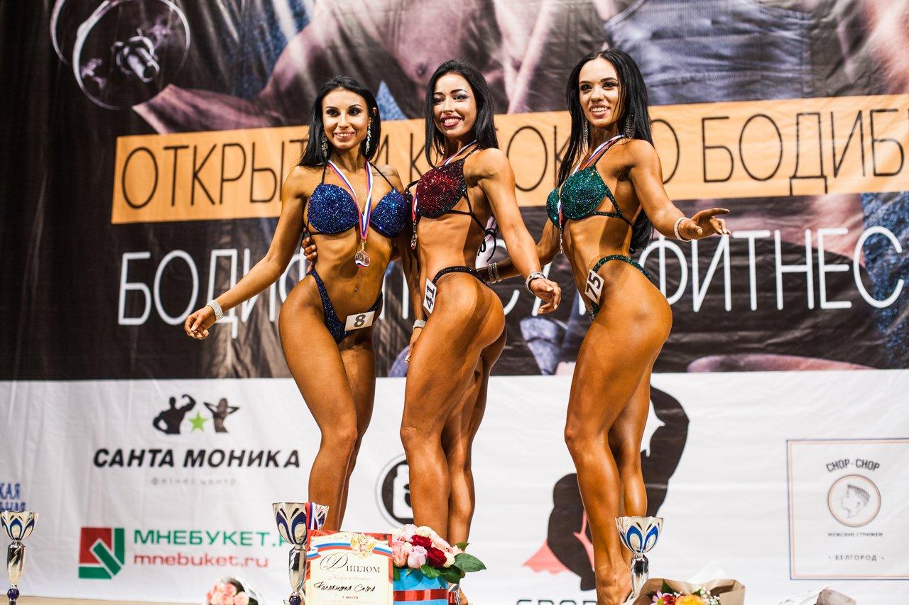 Губкинец Владимир Беляев стал чемпионом в белгородском турнире по бодибилдингу , фото-30