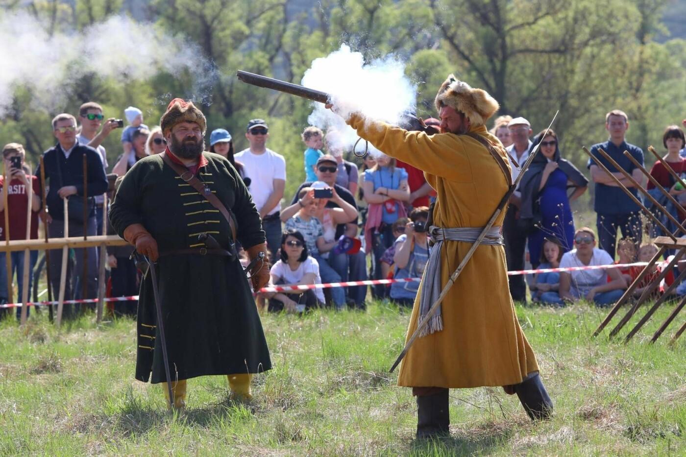 Под Шебекином встретились стрельцы «Порубежья» (ФОТО), фото-16