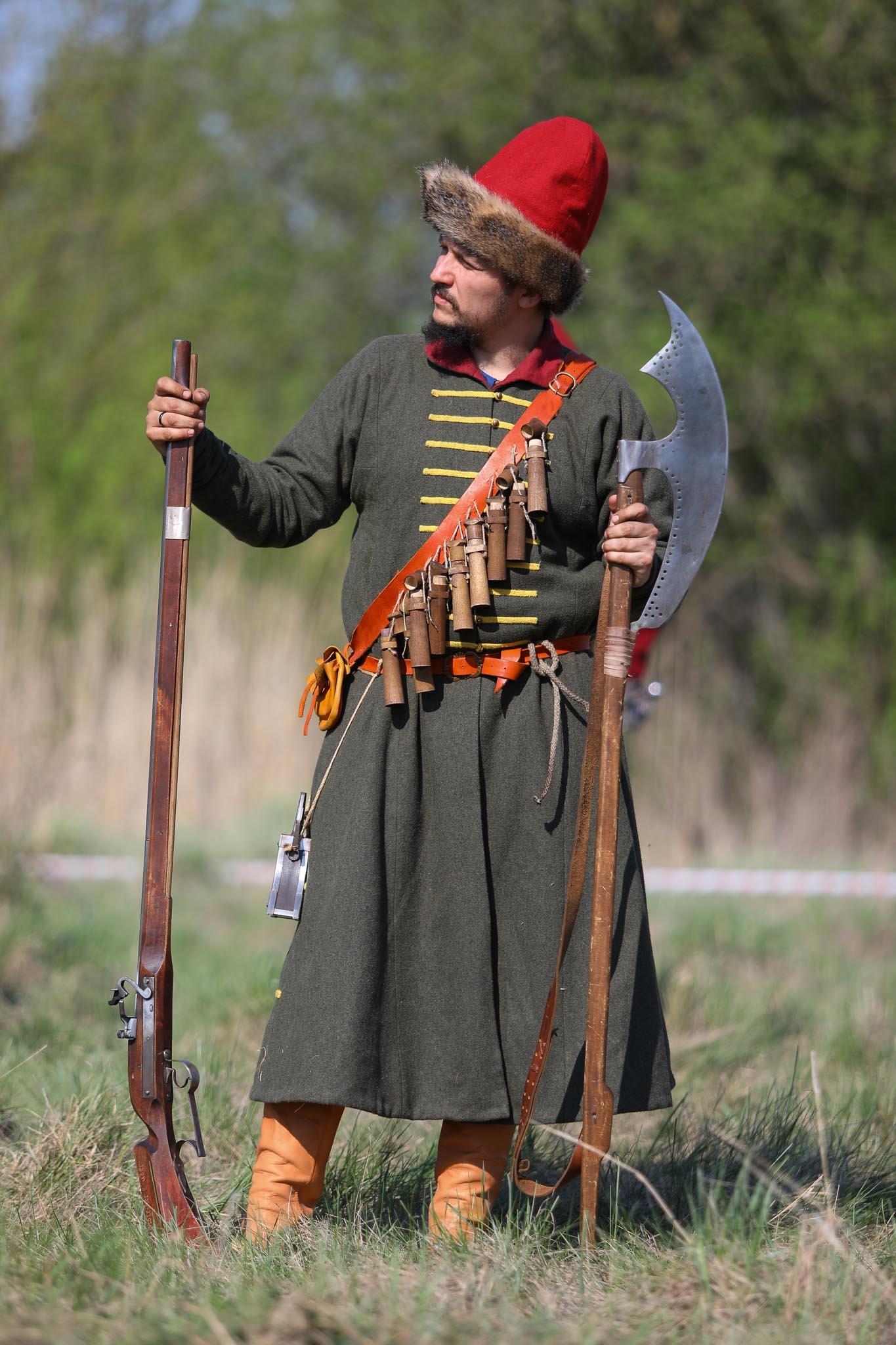 Под Шебекином встретились стрельцы «Порубежья» (ФОТО), фото-17
