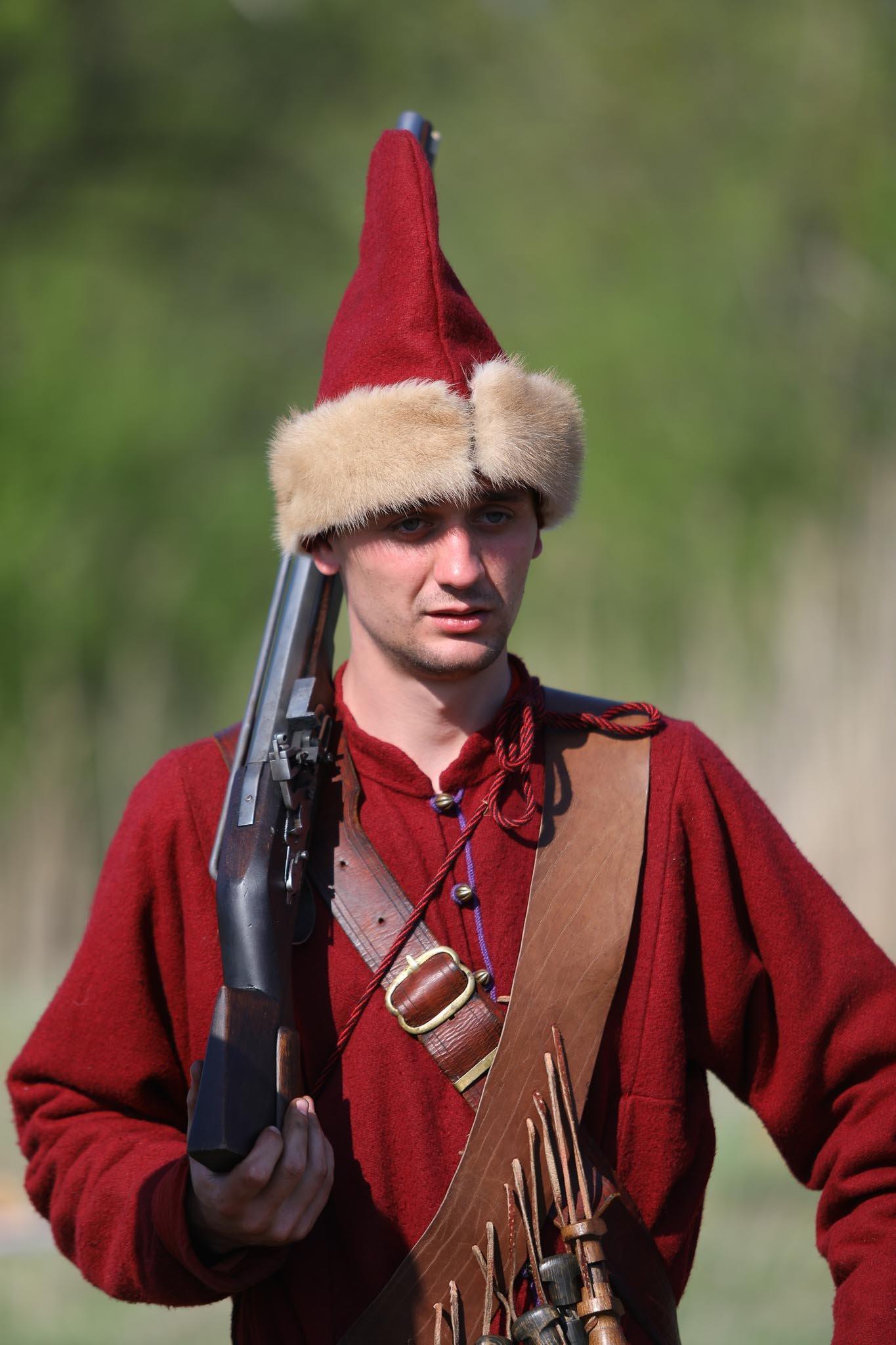 Под Шебекином встретились стрельцы «Порубежья» (ФОТО), фото-18