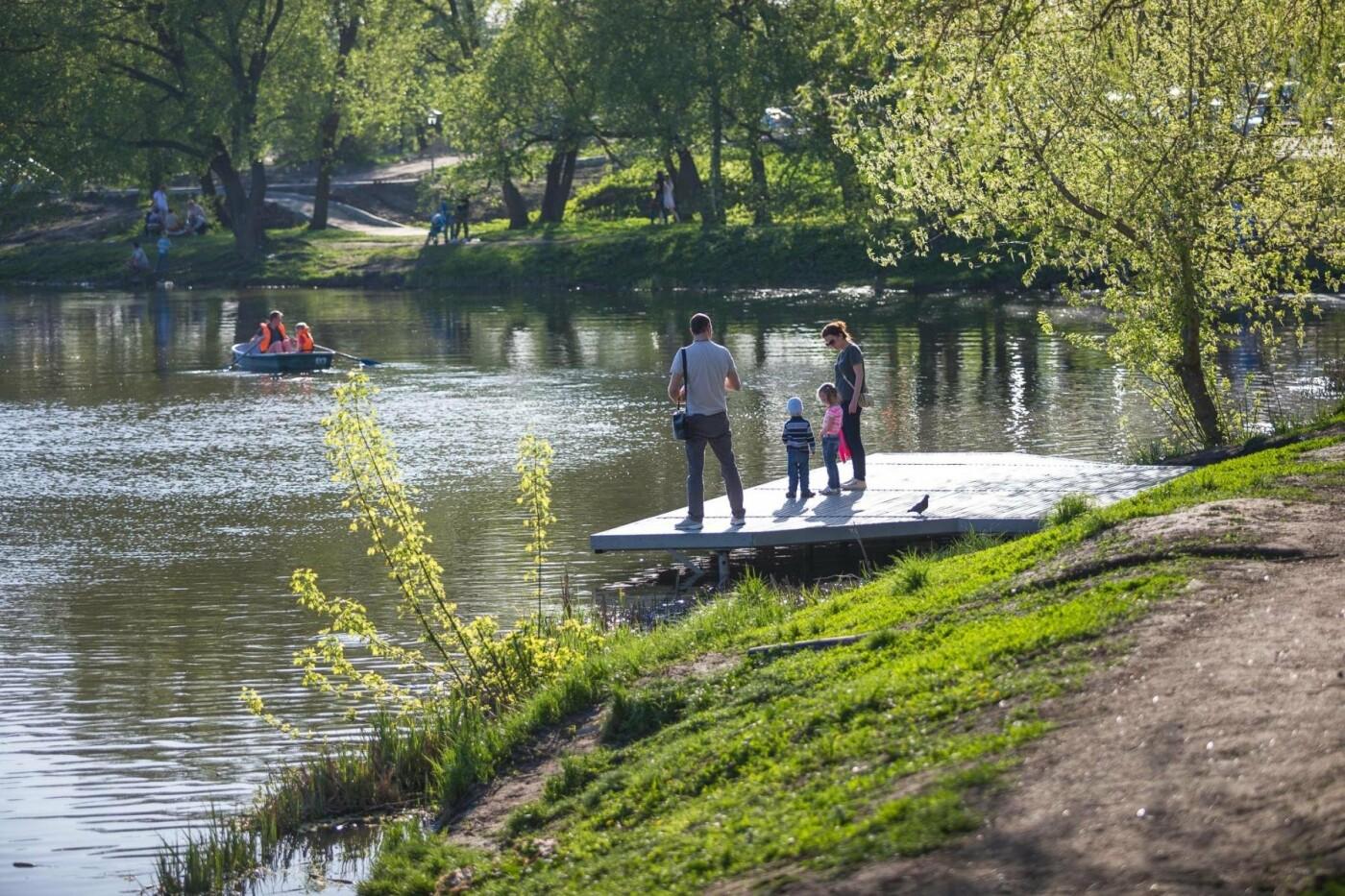 Весна на набережной Везёлки (фоторепортаж), фото-19