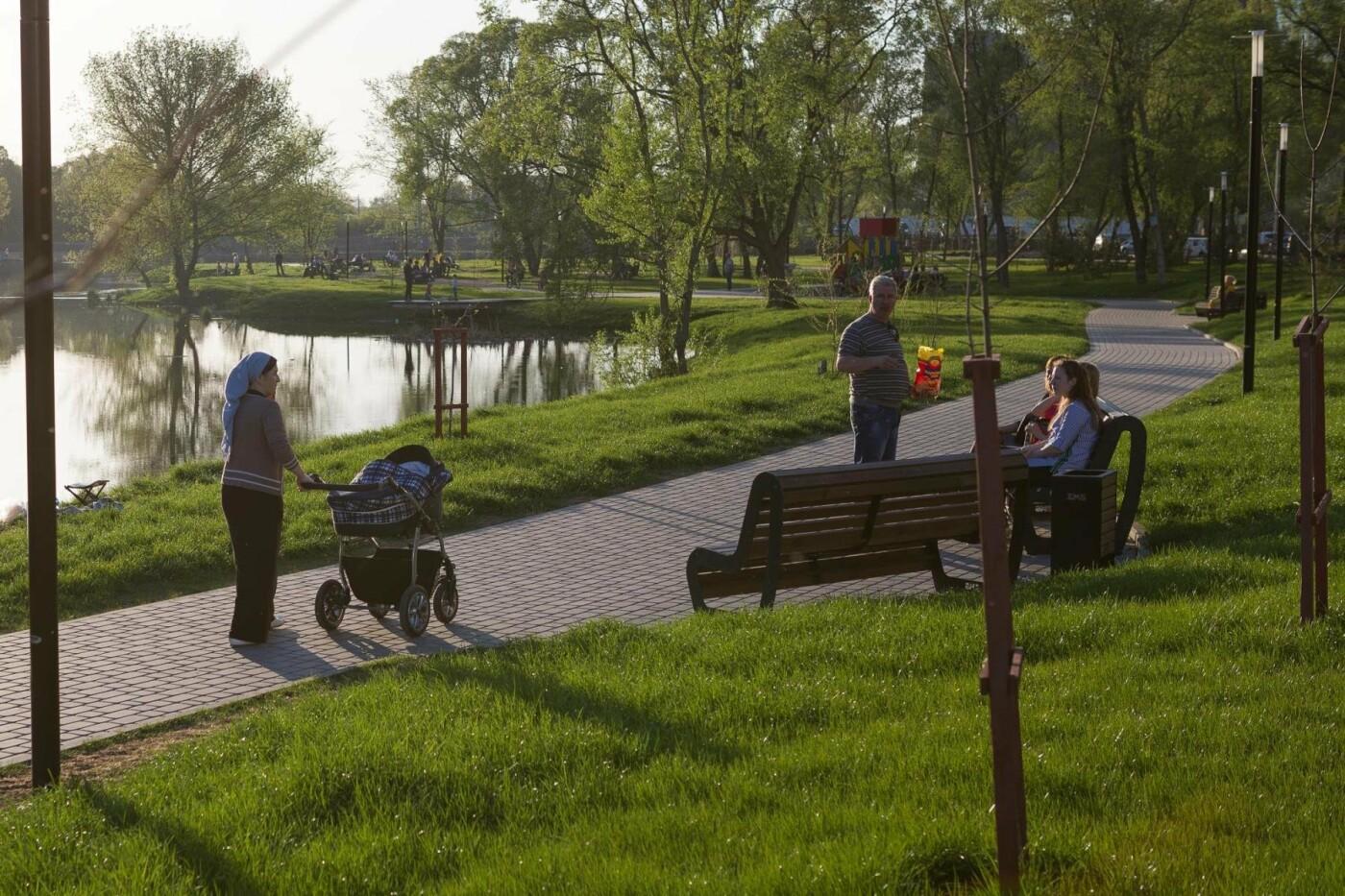 Весна на набережной Везёлки (фоторепортаж), фото-17