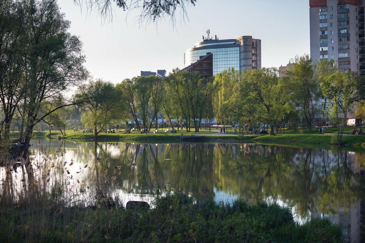 Весна на набережной Везёлки (фоторепортаж), фото-15