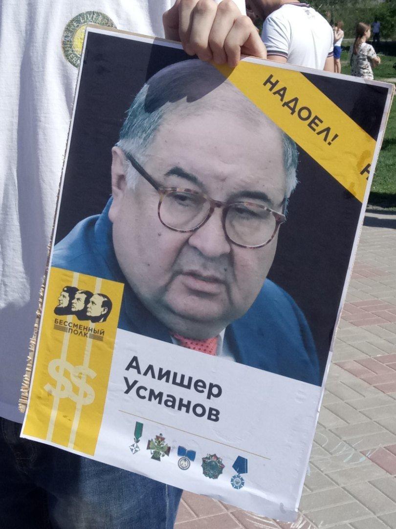 В Белгороде во время протестной акции задержали и отпустили координатора «Открытой России» , фото-2