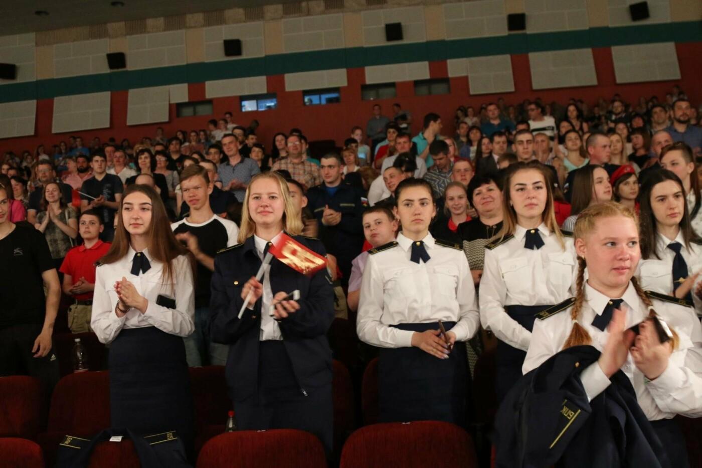 Профсоюз «Правда» в канун Дня Победы организовал для белгородцев показ фильма «Танки», фото-5