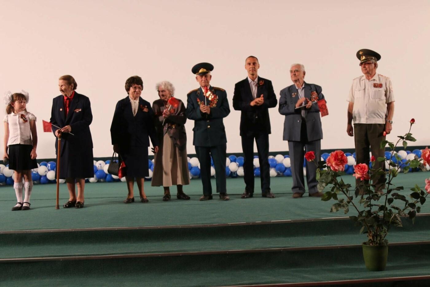 Профсоюз «Правда» в канун Дня Победы организовал для белгородцев показ фильма «Танки», фото-4