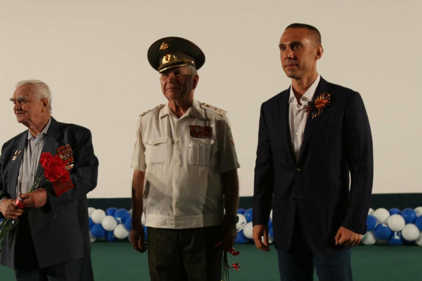 Профсоюз «Правда» в канун Дня Победы организовал для белгородцев показ фильма «Танки», фото-2