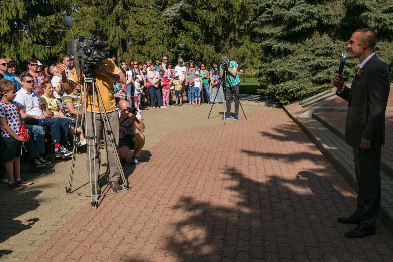 Профсоюз «Правда» организовал поездку в Прохоровку для наследников Великой Победы, фото-9