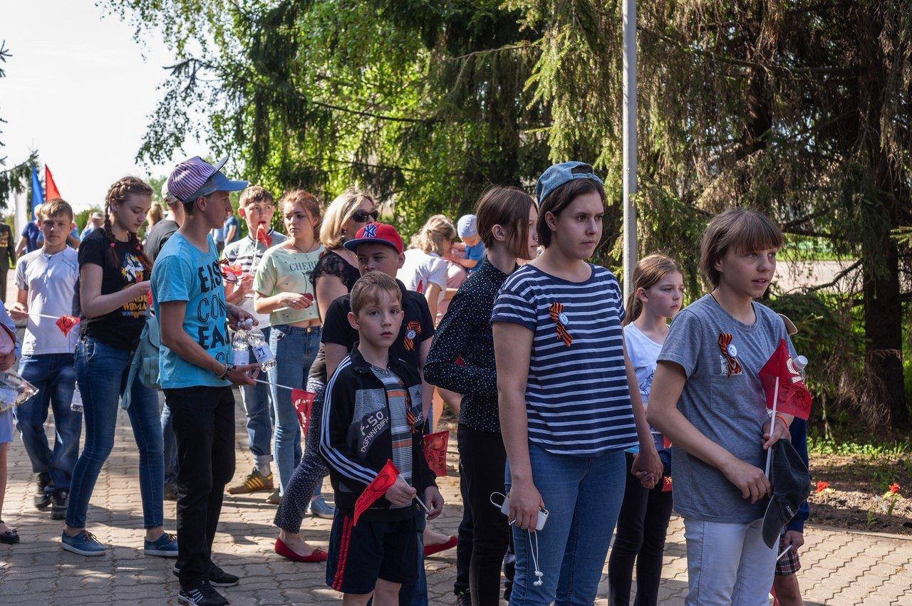 Профсоюз «Правда» организовал поездку в Прохоровку для наследников Великой Победы, фото-1