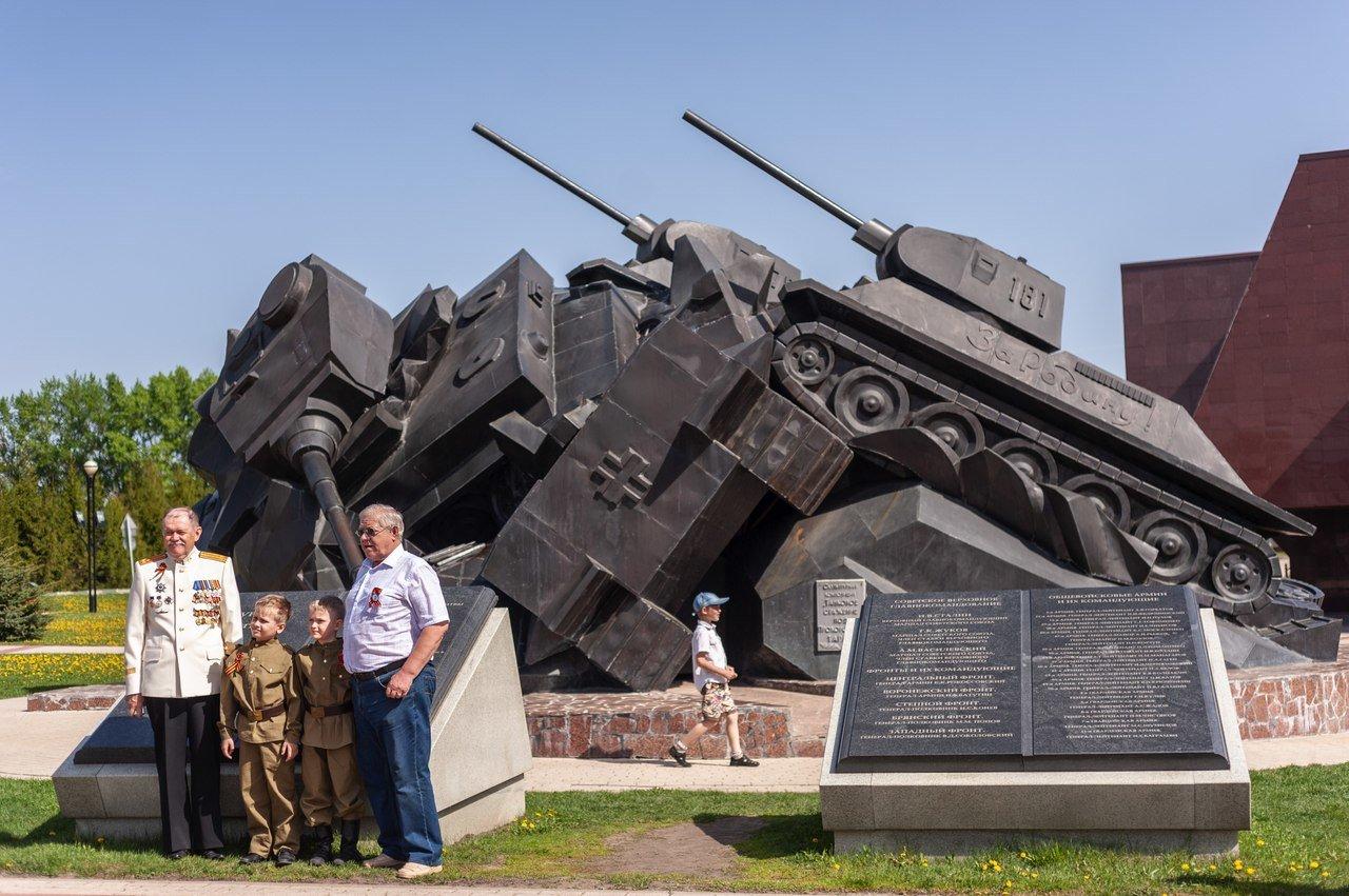 Профсоюз «Правда» организовал поездку в Прохоровку для наследников Великой Победы, фото-3