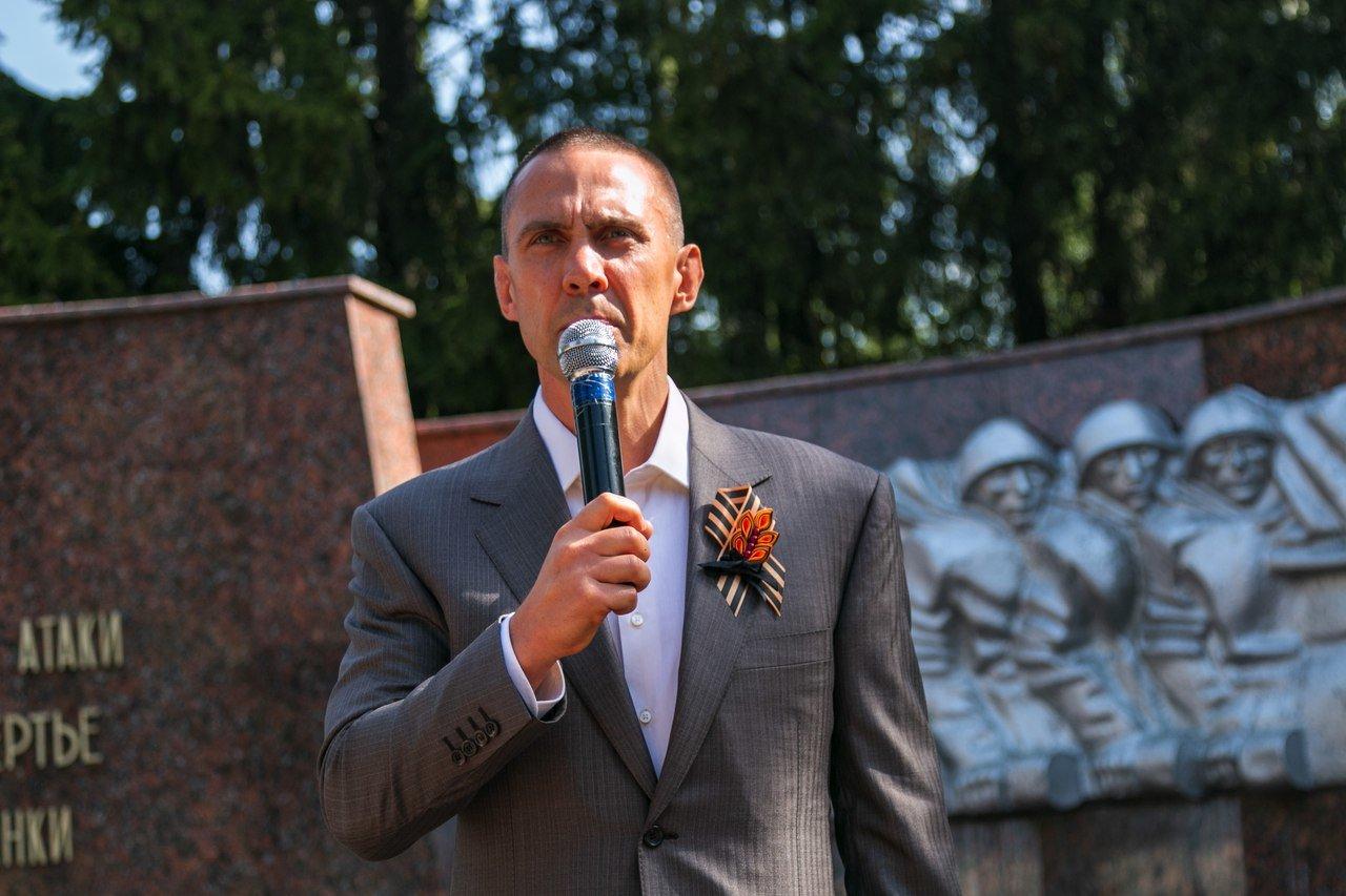 Профсоюз «Правда» организовал поездку в Прохоровку для наследников Великой Победы, фото-6